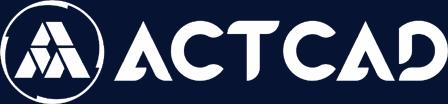 ActCAD 2022 - IntelliCAD 10.1 - Logo ActCAD Europe