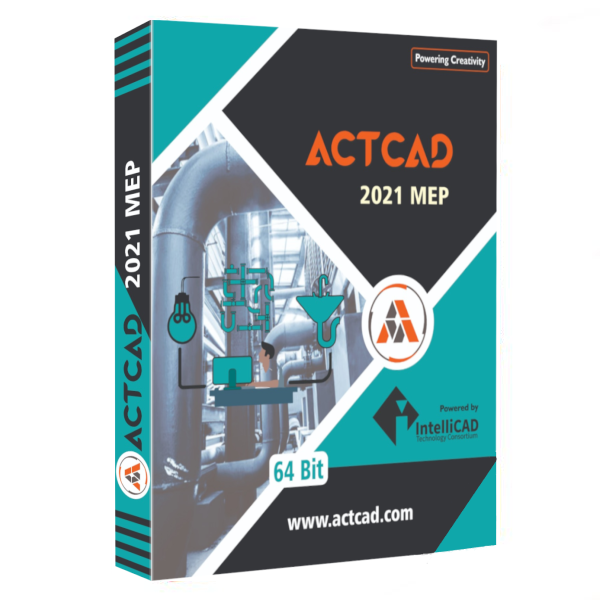 ActCAD 2021 MEP