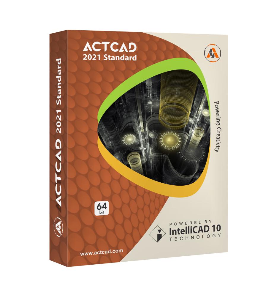 ActCAD 2021 STANDARD